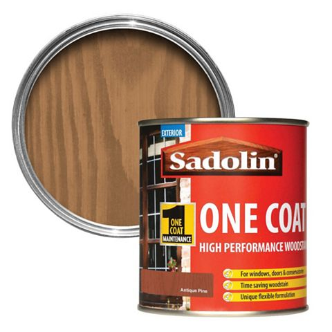 Sadolin Antique Pine Woodstain 500ml