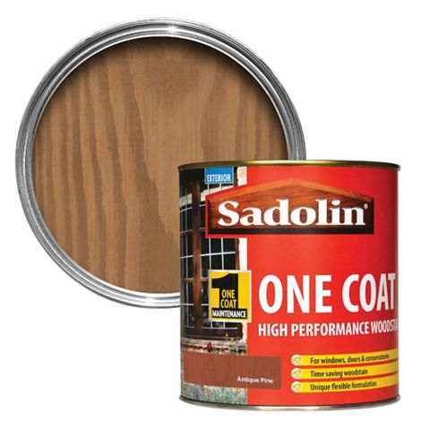 Sadolin Antique Pine Wood Stain 1L
