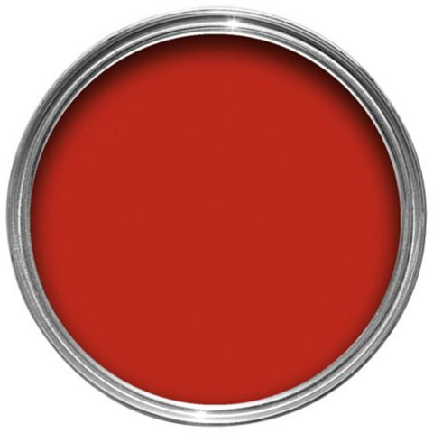 Crown Emulsion Paint Red Carpet, 2.5L