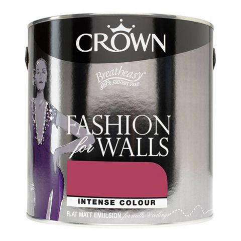 Crown Breatheasy® Euphoria Flat Matt Emulsion Paint 125ml Tester Pot