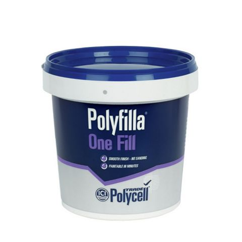 Polycell Advanced Polyfilla All Purpose Filler 465G