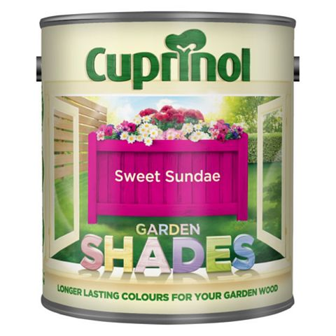 Cuprinol Garden Sweet Sundae Wood Paint 1L