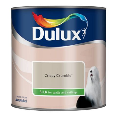 Dulux Crispy Crumble Silk Emulsion Paint 2.5L