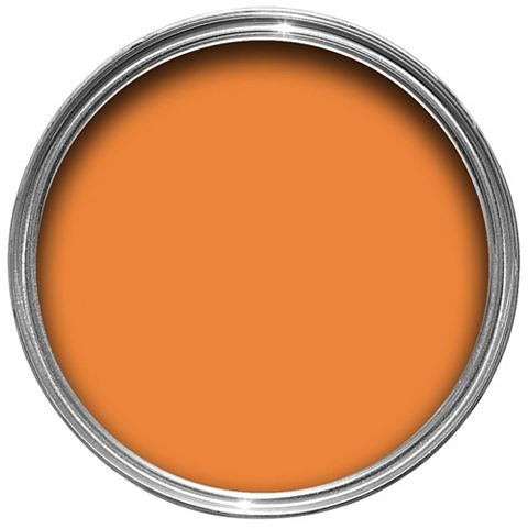 Dulux Endurance Tangerine Twist Matt Emulsion Paint 2.5L