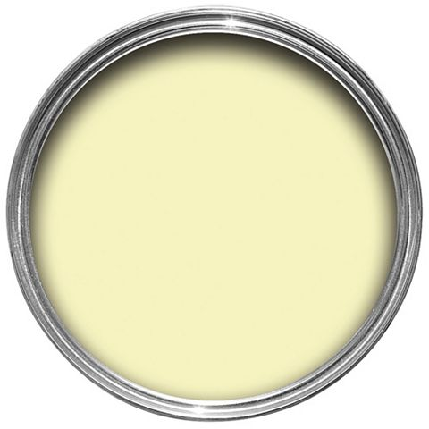 Dulux Light & Space Lemon Spirit Matt Emulsion Paint 2.5L