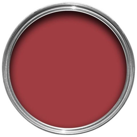 Dulux Once Roasted Red Matt Emulsion Paint 2.5L