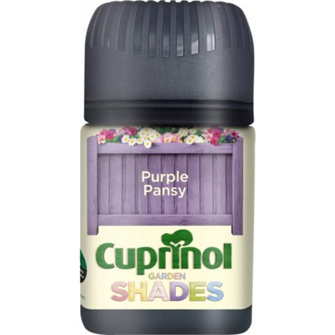 Cuprinol Garden Wood Protector Purple Pansy, 50ml