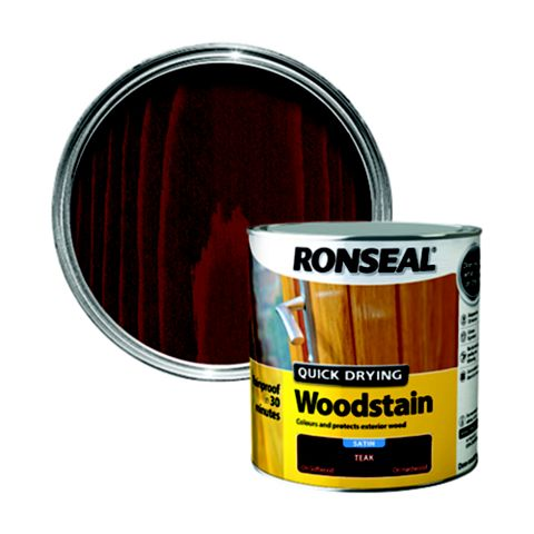 Ronseal Teak Woodstain 2.5L