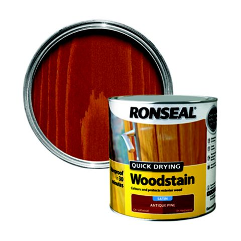 Ronseal Antique Pine Woodstain 2.5L