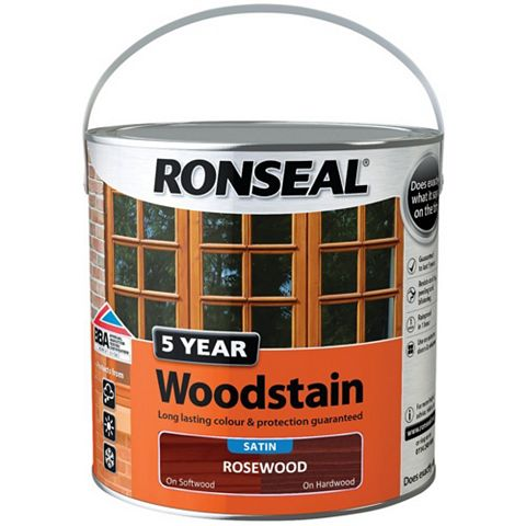 Ronseal Rosewood Wood Stain 2.5L
