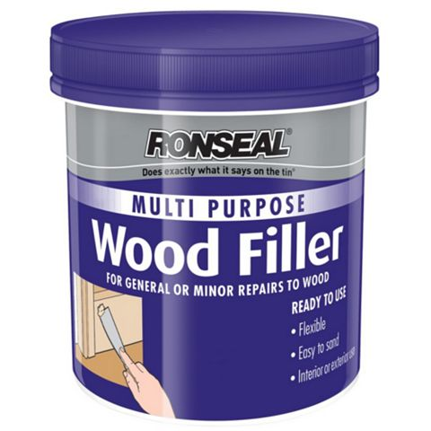 Ronseal Multi Purpose Wood Filler 465G