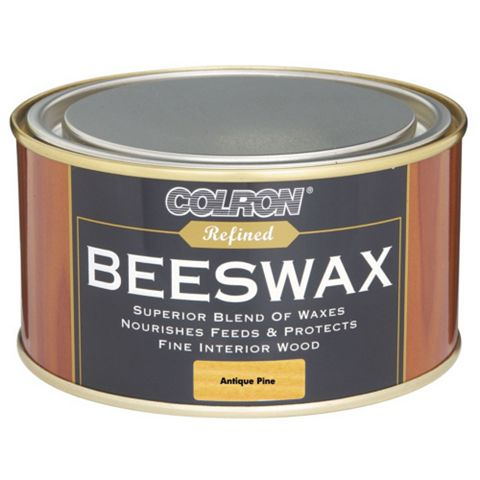 Colron Refined Antique Pine Bee's Wax