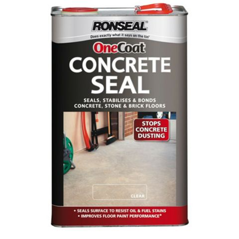 Ronseal Concrete Seal Clear Concrete Seal 1000ml