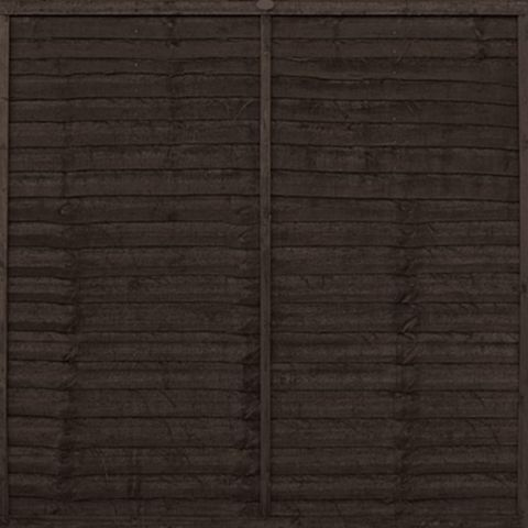 Ronseal Shed & Fence Stain with Preserver Dark Oak, 5L