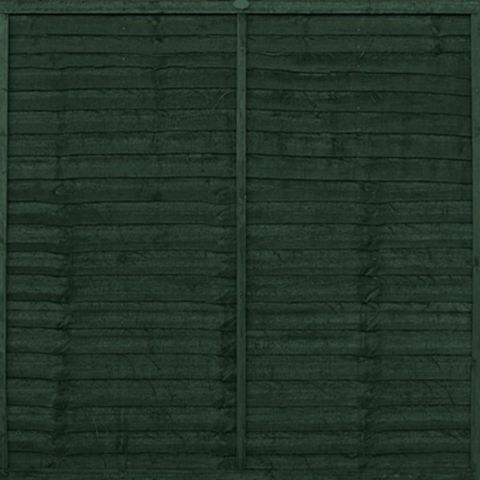 Ronseal Shed & Fence Stain with Preserver Forest Green, 5L