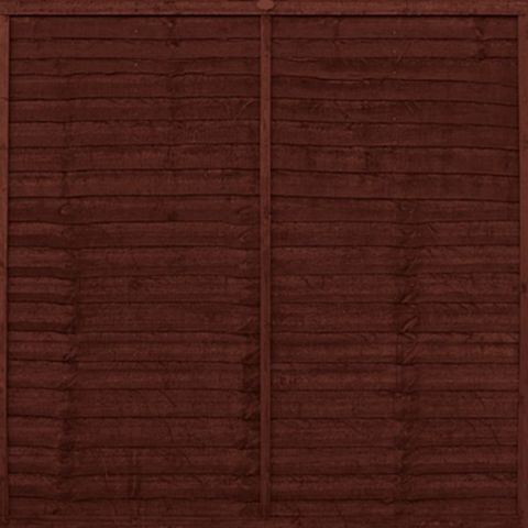 Ronseal Shed & Fence Stain with Preserver Red Cedar, 5L