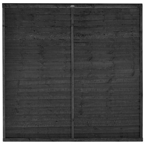 Ronseal Shed & Fence Stain With Preserver Tudor Black Oak, 9L