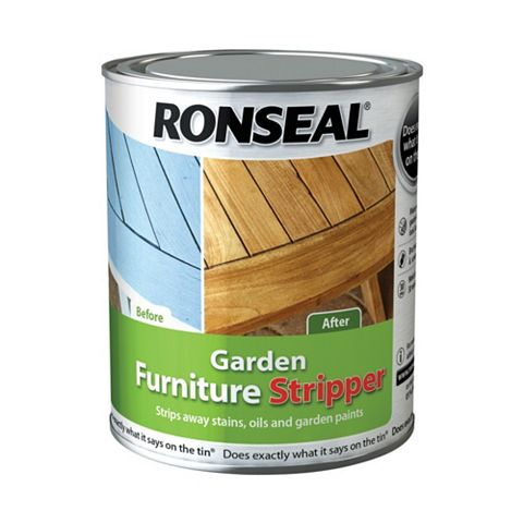 Ronseal Furniture Stripper, 750 ml