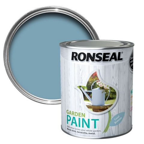 Ronseal Garden Cool Breeze Matt Garden Paint 750ml