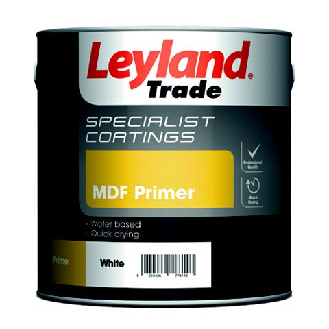 Leyland Trade Specialist White Primer 750ml