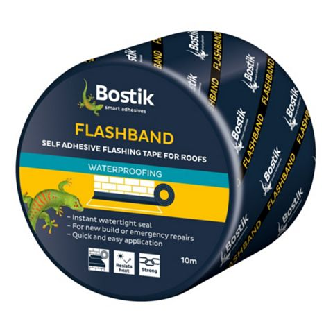 Evo-Stik Flashband Flashing Tape (L)10m (W)100mm