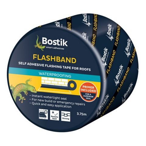 Evo-Stik Flashband Flashing Tape (L)3.75m (W)75mm