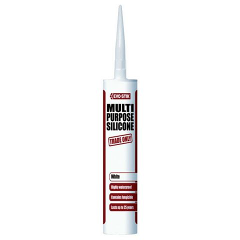 Evo-Stik Multi-Purpose Clear Sealant 310 ml
