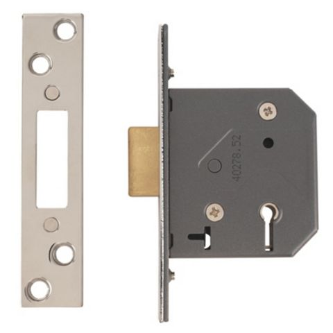 Yale 64mm 5 Lever Mortice Deadlock