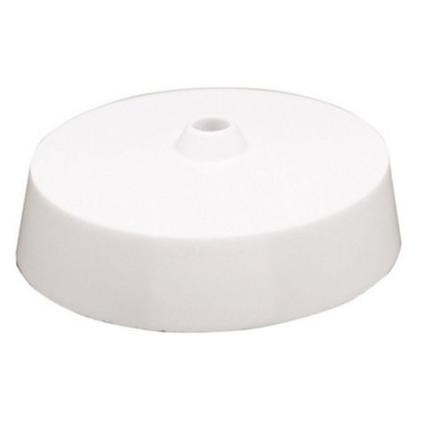 Crabtree White Ceiling Rose