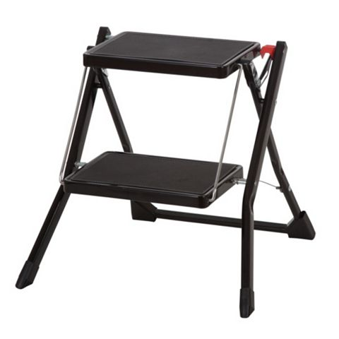 Abru 2-Tread Step Stool, (H)0.555m