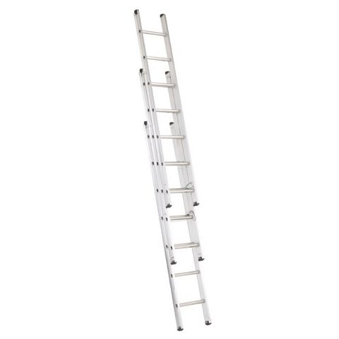 Werner Compact Triple 21 Tread Extension Ladder