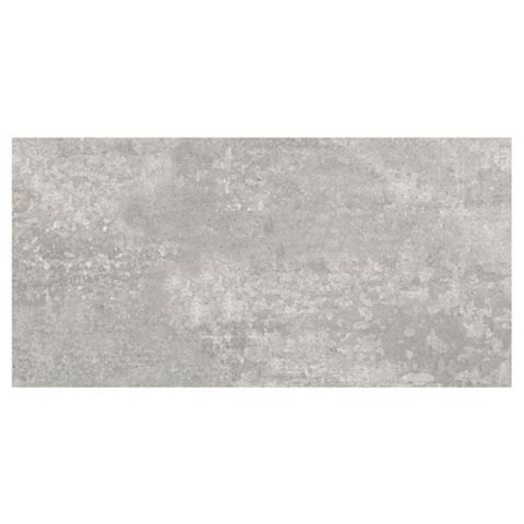 Urban Grey Matt Ceramic Wall & Floor Tile, Pack of 5, (L)600mm (W)300mm