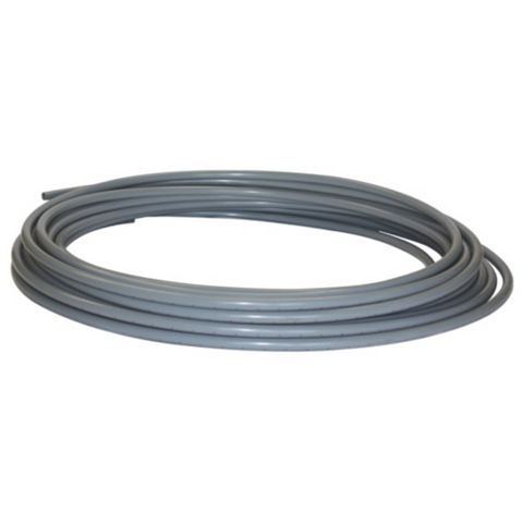 Polyplumb (Dia)15mm Barrier Pipe Coil (L)50m