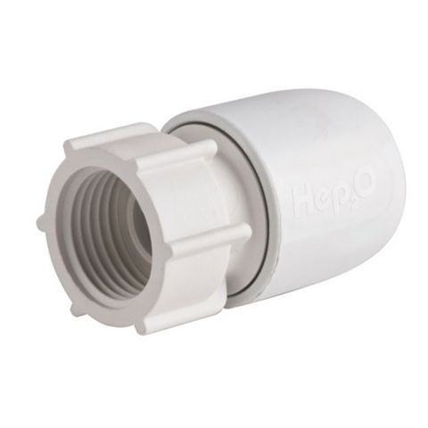 Hep2O Push Fit Tap Connector (Dia)15 mm