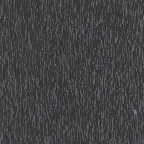 Heston Charcoal Plain Glitter Effect Wallpaper