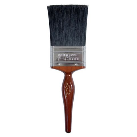 Hamilton Perfection Satin Tipped Paint Brush (W)3