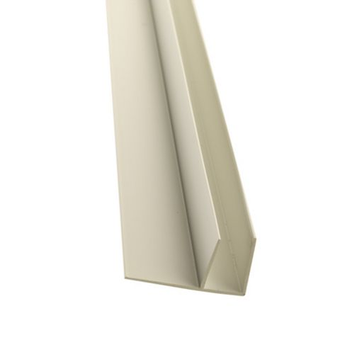 Ariel Corotherm Triplewall PVC Flashing, White 3000mm