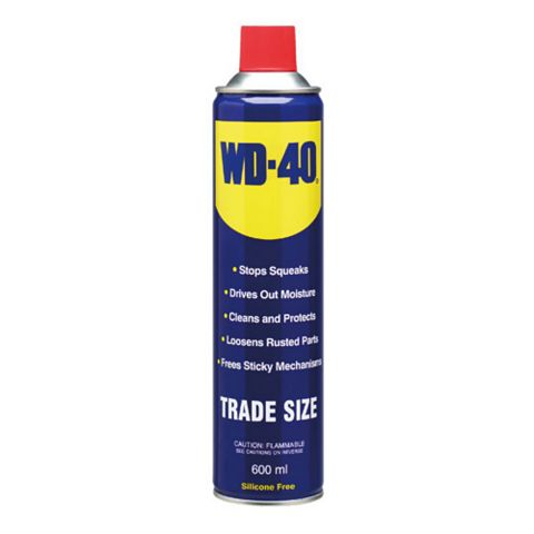 WD-40 Water Dispersant, 600ml