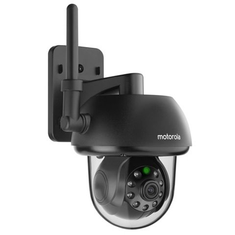 Motorola Focus 73 Wi-Fi Home Security Camera