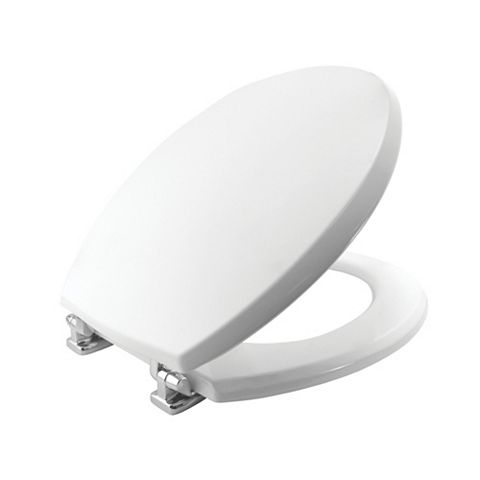 Bemis Denver White Toilet Seat