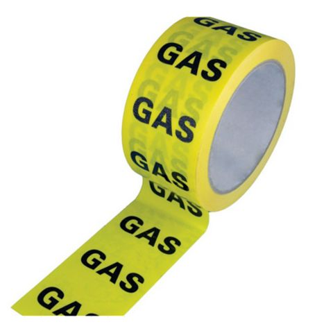 Gas Safety Tape (L)33m