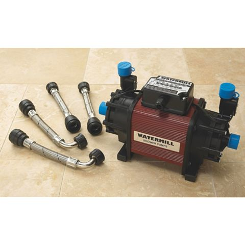Watermill Centrifugal Shower Pump