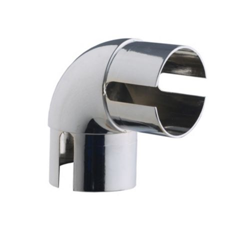 Polished 90˚ Elbow (H)40mm