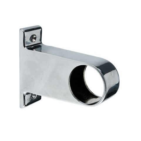 Colorail Chrome End Socket (Dia)32mm, Pack of 2