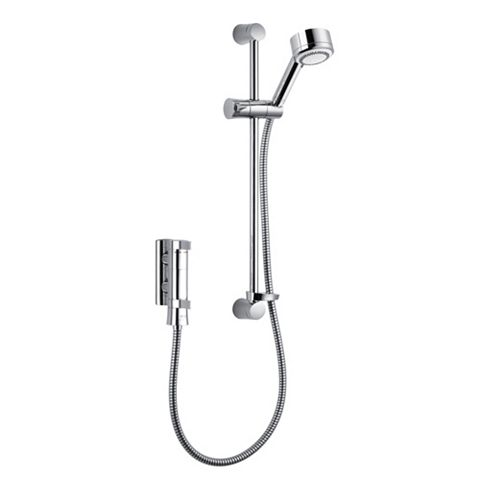 Mira Infuse Ev Chrome Thermostatic Thermostatic Bar Mixer Shower