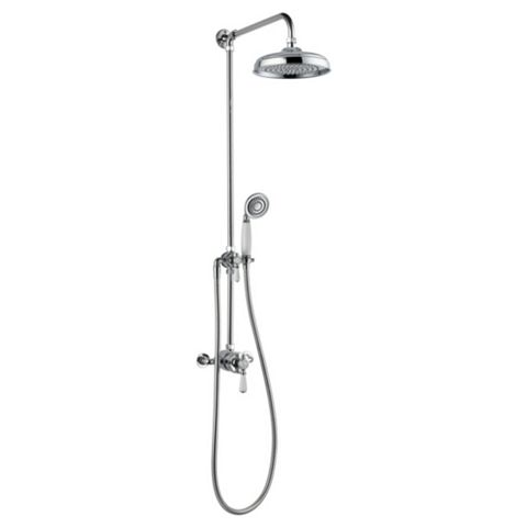 Mira Realm ERD Chrome Single Lever Mixer Shower with Diverter