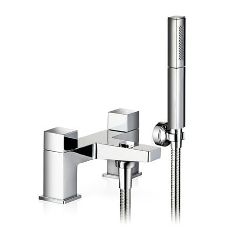 Mira Honesty Chrome Bath Shower Mixer Tap