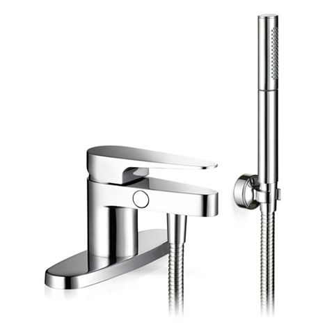 Mira Precision Chrome Bath Shower Mixer Tap