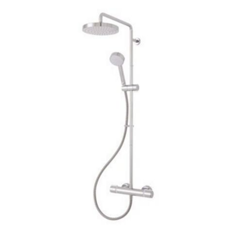 Mira Atom ERD Chrome Bar Mixer Shower with Diverter