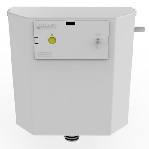 Thomas Dudley 326763 White Cistern (H)400mm (W)155mm (L)400mm